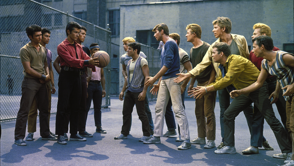 West Side Story + Poetry