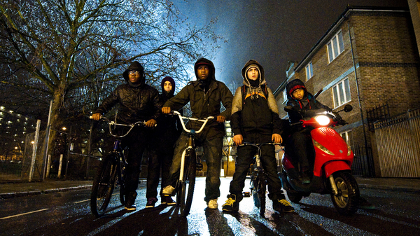Attack the Block - bike gang