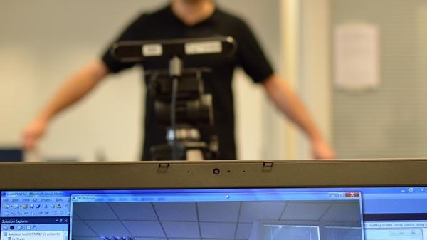 Lunchtime Talk: SPHERE - Sensor Platform for Healthcare in a Residential Environment