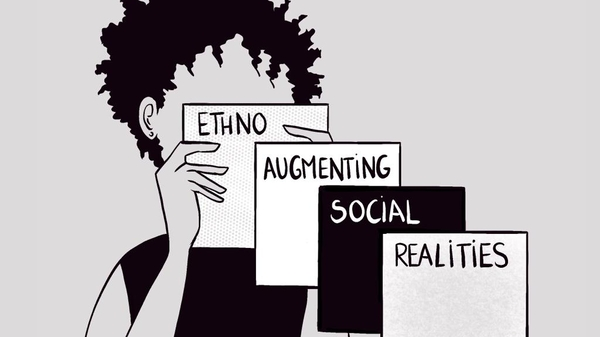 Ethno Augmenting Social Realities: Developing tools for cultural relevance in physical and virtual conversations