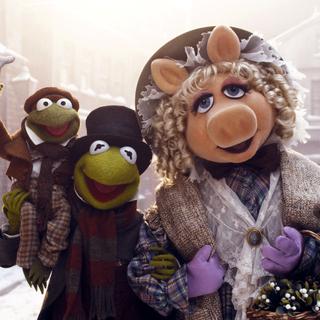 The Muppet Christmas Carol - miss piggy