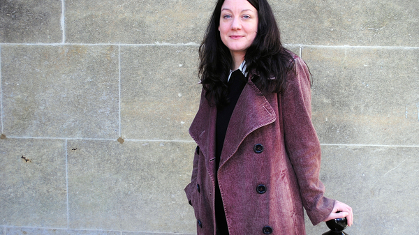 H is for Hawk: Helen Macdonald
