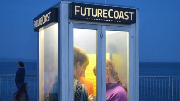 i-Docs Presents: Ken Eklund Talk - phone box