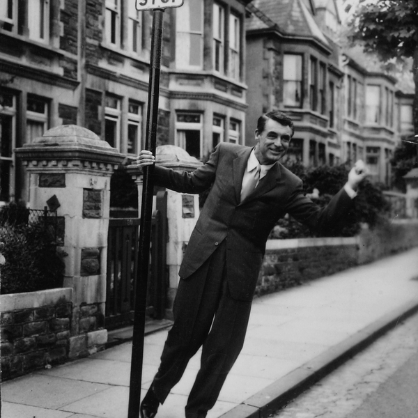 From Horfield To Hollywood - Cary Grant