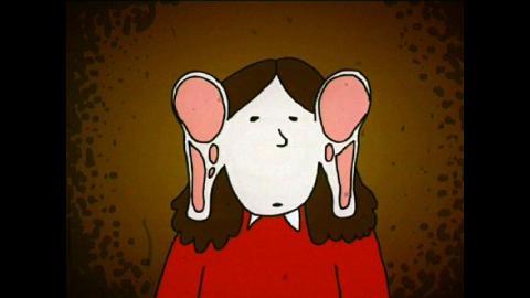 Image for La fille avec les oreilles du jambon