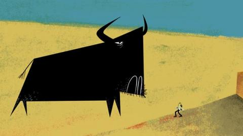 Image for El Toro Azul (The Blue Bull)