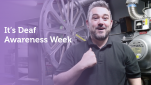 It's Deaf Awareness Week