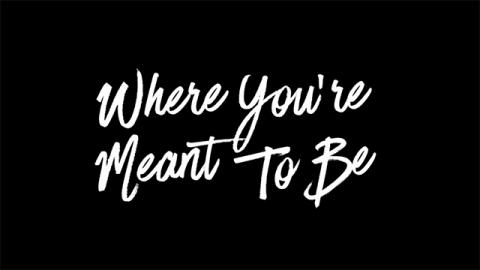 Where You're Meant to Be + Q&A and Live set by Aidan Moffat