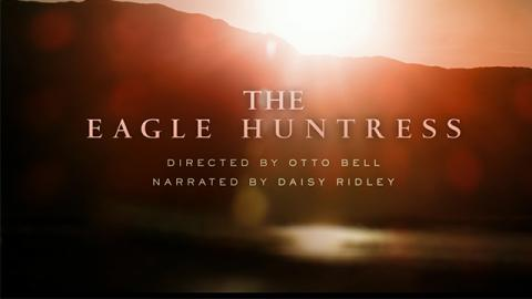 Trailer for The Eagle Huntress