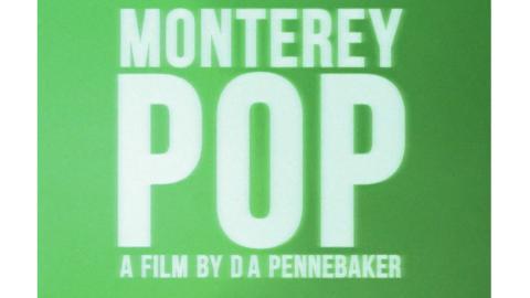 Trailer for Monterey Pop