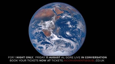 Preview: An Inconvenient Sequel + Al Gore Satellite Q&A