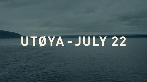 Utøya – July 22