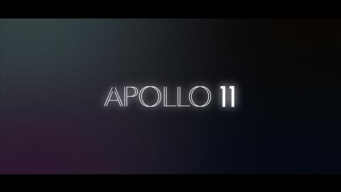 Trailer for Apollo 11