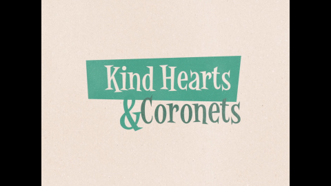 Kind Hearts and Coronets + Q&A with Terence Davies