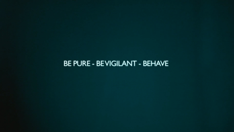 Preview: Be Pure Be Vigilant Behave + Director Q&A
