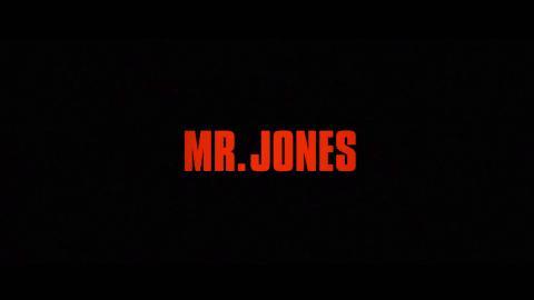 Mr Jones