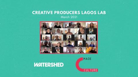 Creative Producers Lagos Lab