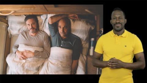 Trailer for Deaf Conversations About Cinema Online: Supernova