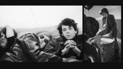 Trailer for The Velvet Underground
