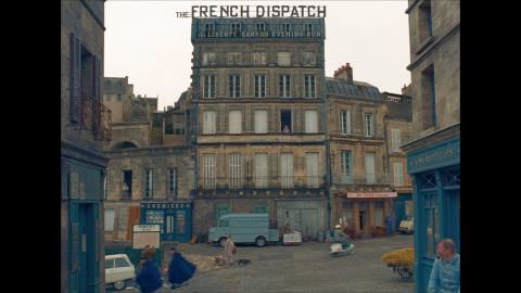 Trailer for The French Dispatch