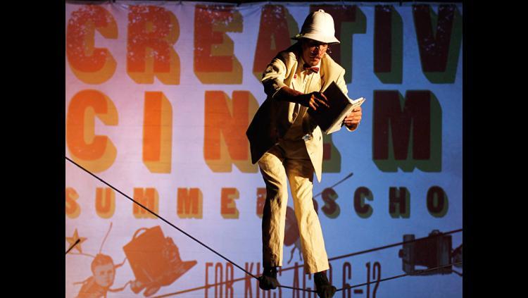 Creative Cinema Summer School: Flea To The Circus