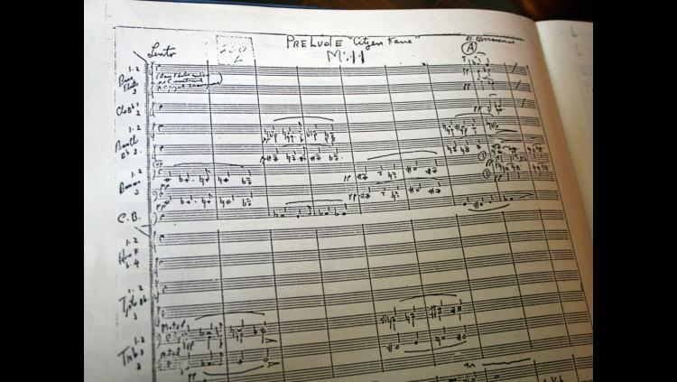 Herrmann: Knowing the Score
