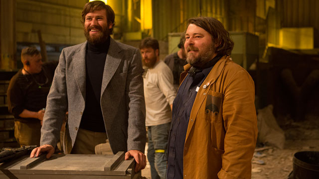 Free Fire: Director's Q&A
