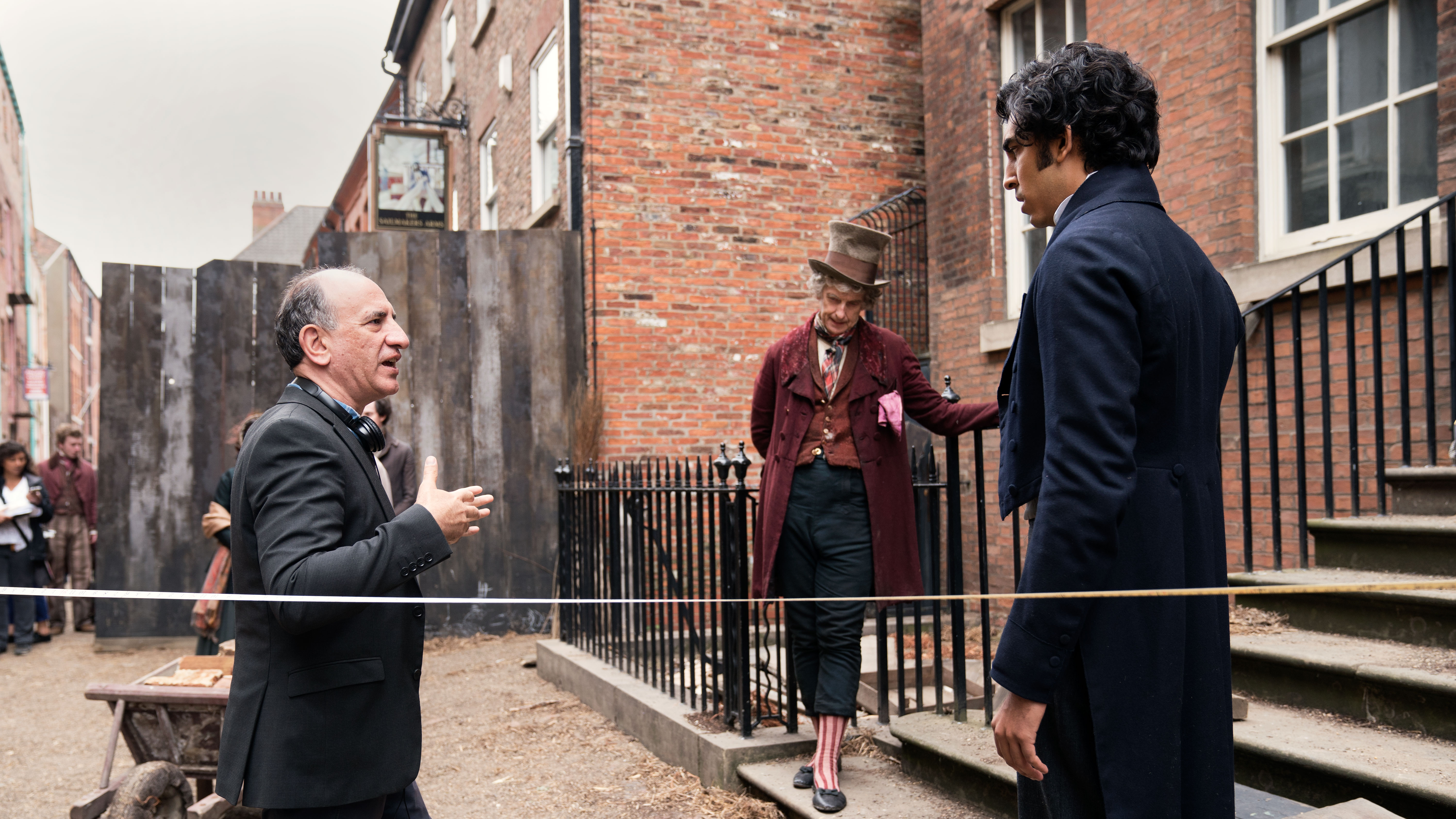 The Personal History of David Copperfield, Director's Q&A with Armando Iannucci